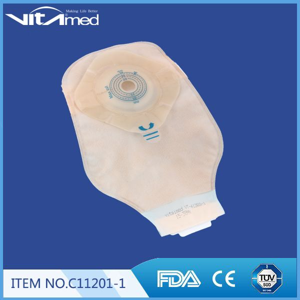 One Piece Colostomy Bag (Convex Type) C11201-1