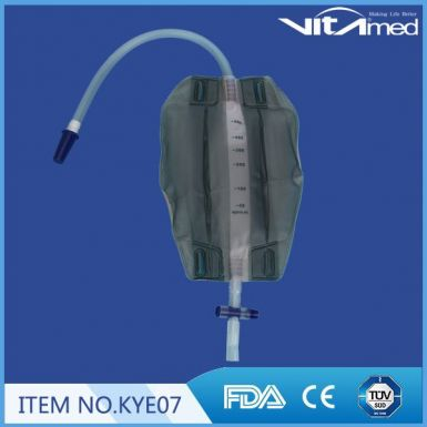 Three-chamber Leg Bag KYE07