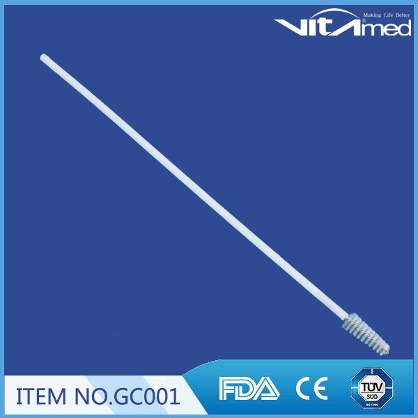 Disposable Gynecological Samplers (Cervical Brush-GC001) GC001-3