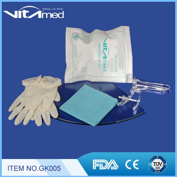 Gynecological Set For Single Use GK005