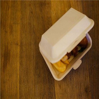 Dinner box with lid