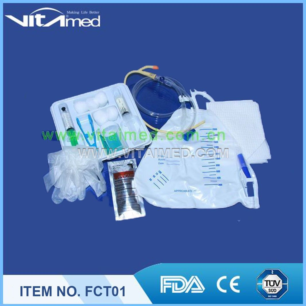 Foley Catheterization Tray FCT01