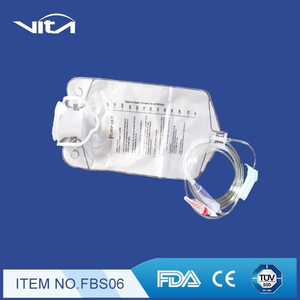 Enteral Delivery Feeding Set(FBS-Pump)FBS06