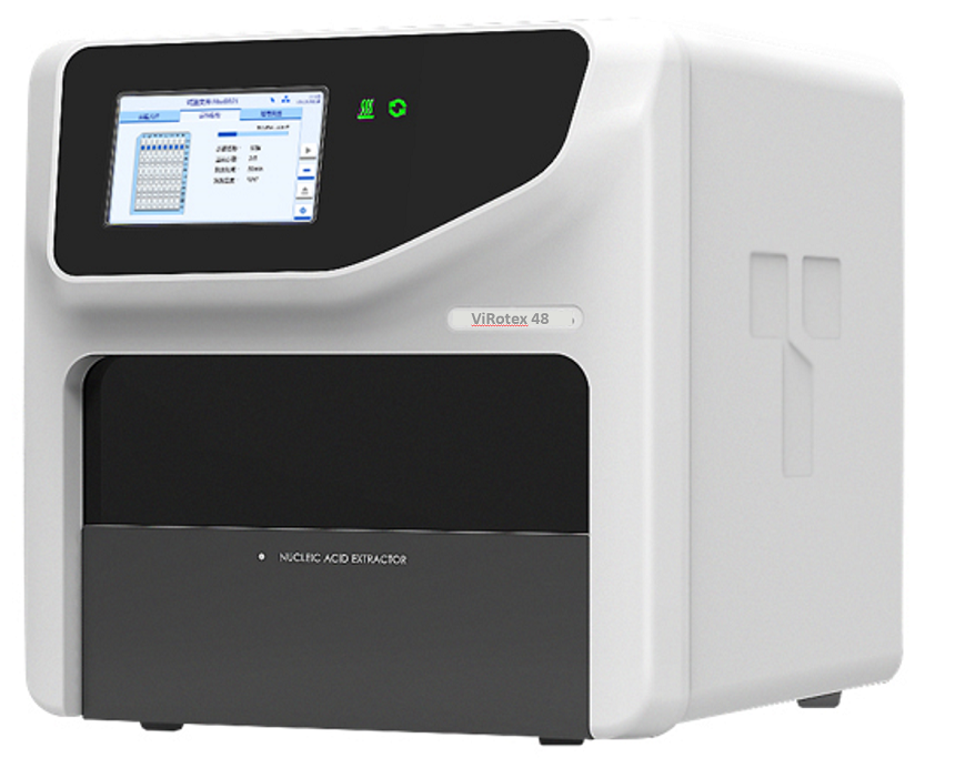 Rotary Nucleic Acid Extractor-ViRotex 48