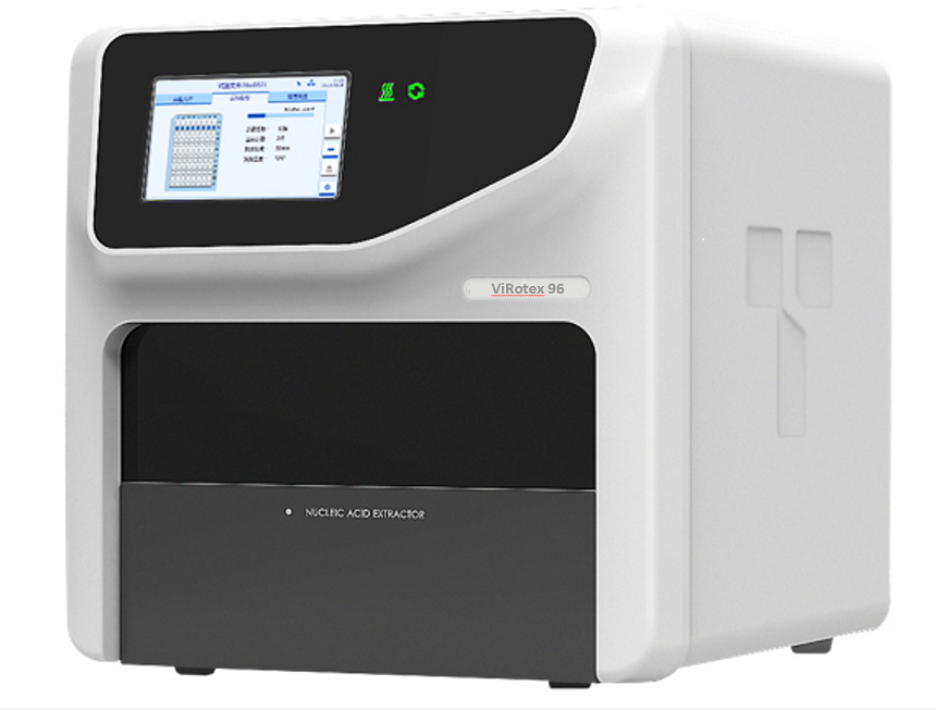 Rotary Nucleic Acid Extractor-ViRotex 96