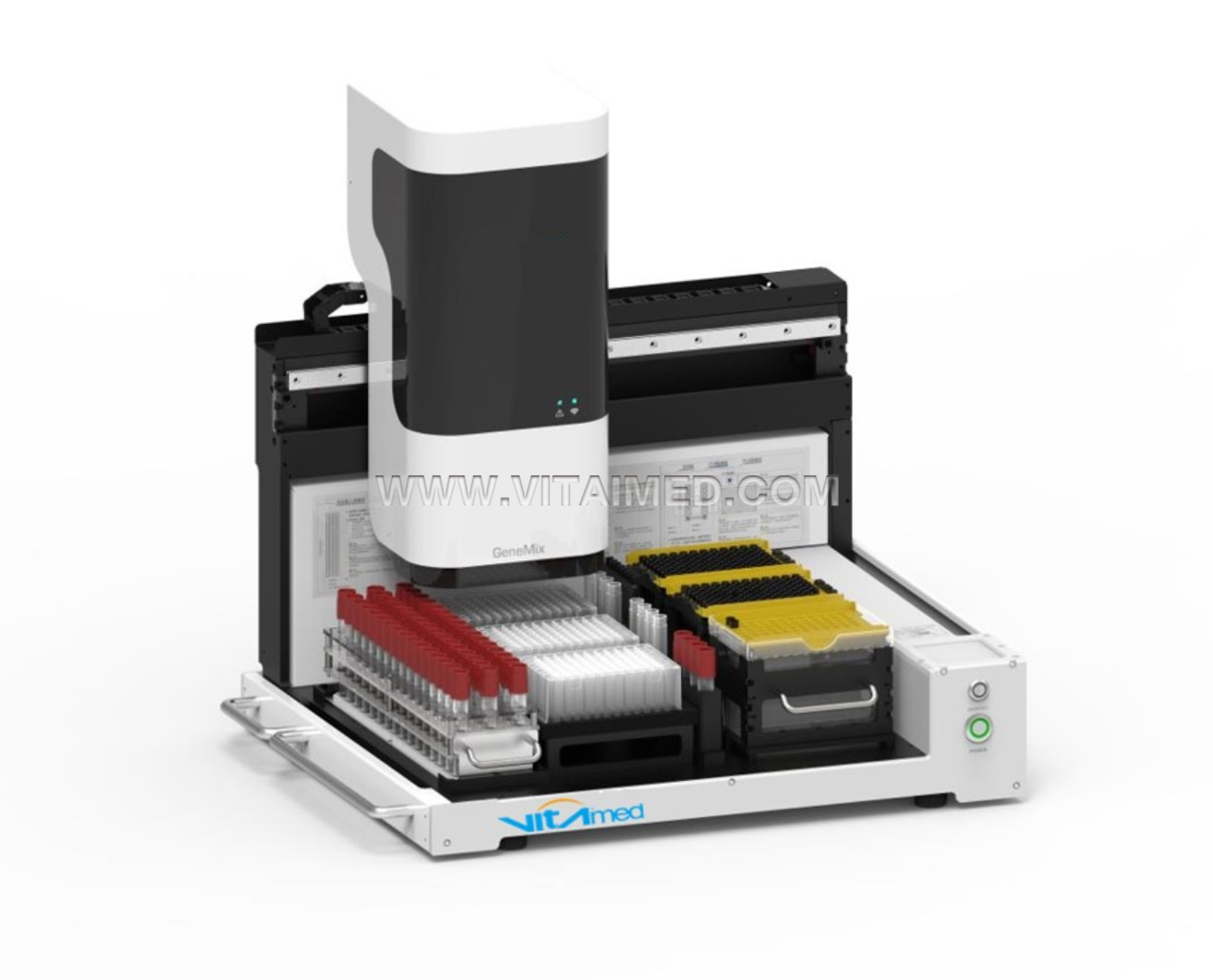 VitaiMix 48 Automated Sample Processing System