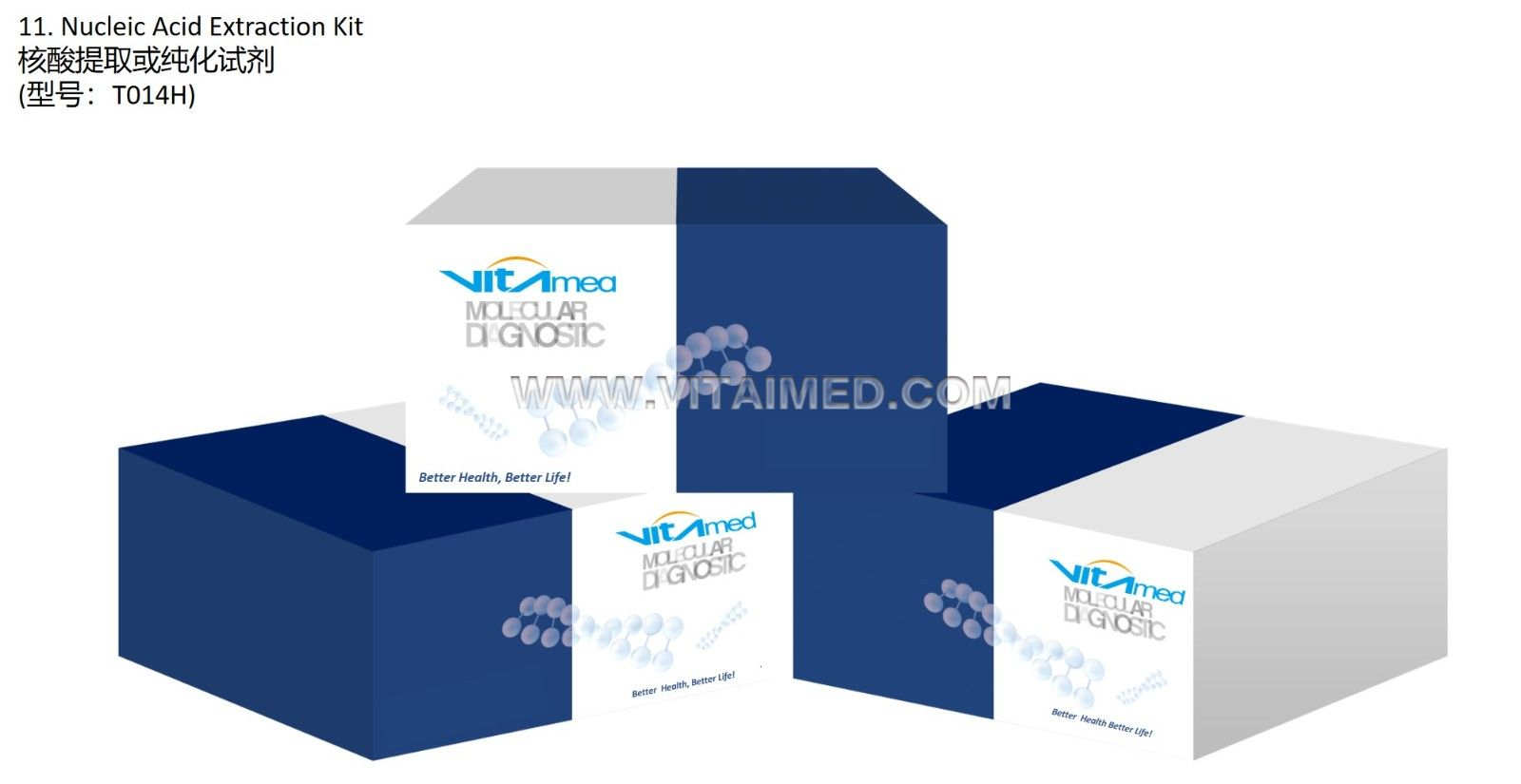 Nucleic Acid Extraction Kit-T014H