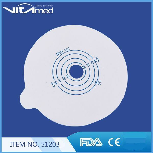 Two Piece Colostomy Bag Flange 51203