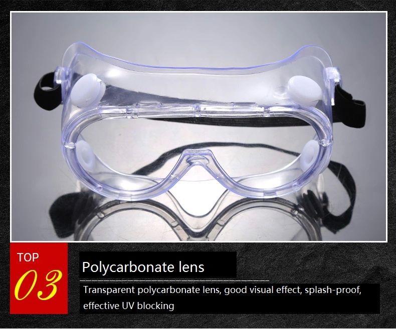Protective Goggles / Eye Shield VIES01